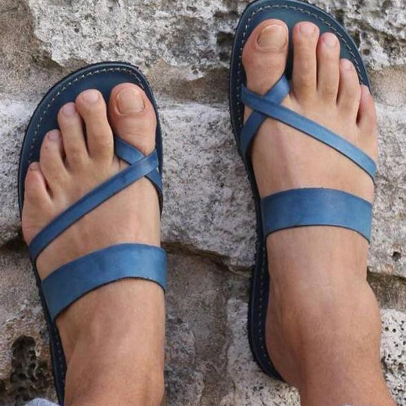 Women sandals 2018 summer shoes women beach slippers comfortable flat flip flops big size 35 - 43 drkanol new design flat beach slippers summer women slippers shoes double buckle cork casual slides women sandals big size 35 44