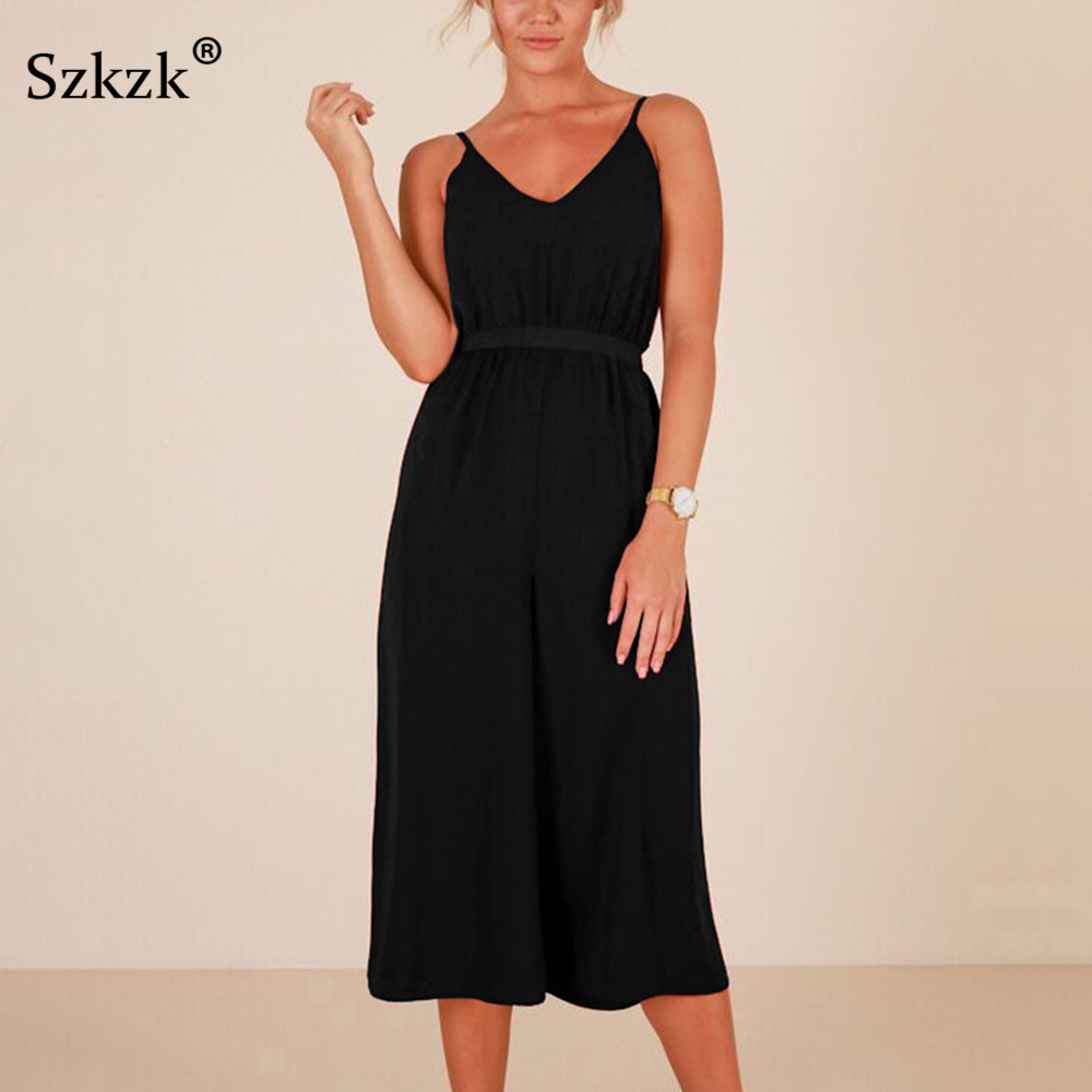 3fec82fc243 Buy jumpsuit midi and get free shipping on AliExpress.com