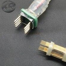 SOP8 SOIC8 VSOP8 WSON8 SPI кабельный зажим зонд PIN FLASH чтение данных чтение программного обеспечения передача 8P 1,27 мм 150MIL 208MIL
