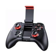 Gamepad Do Bluetooth Do Telefone Móvel VR Controlador Sem Fio Joystick Joypad para Android IOS Smartphone Tablet PC Controlador Do Jogo de Telefone