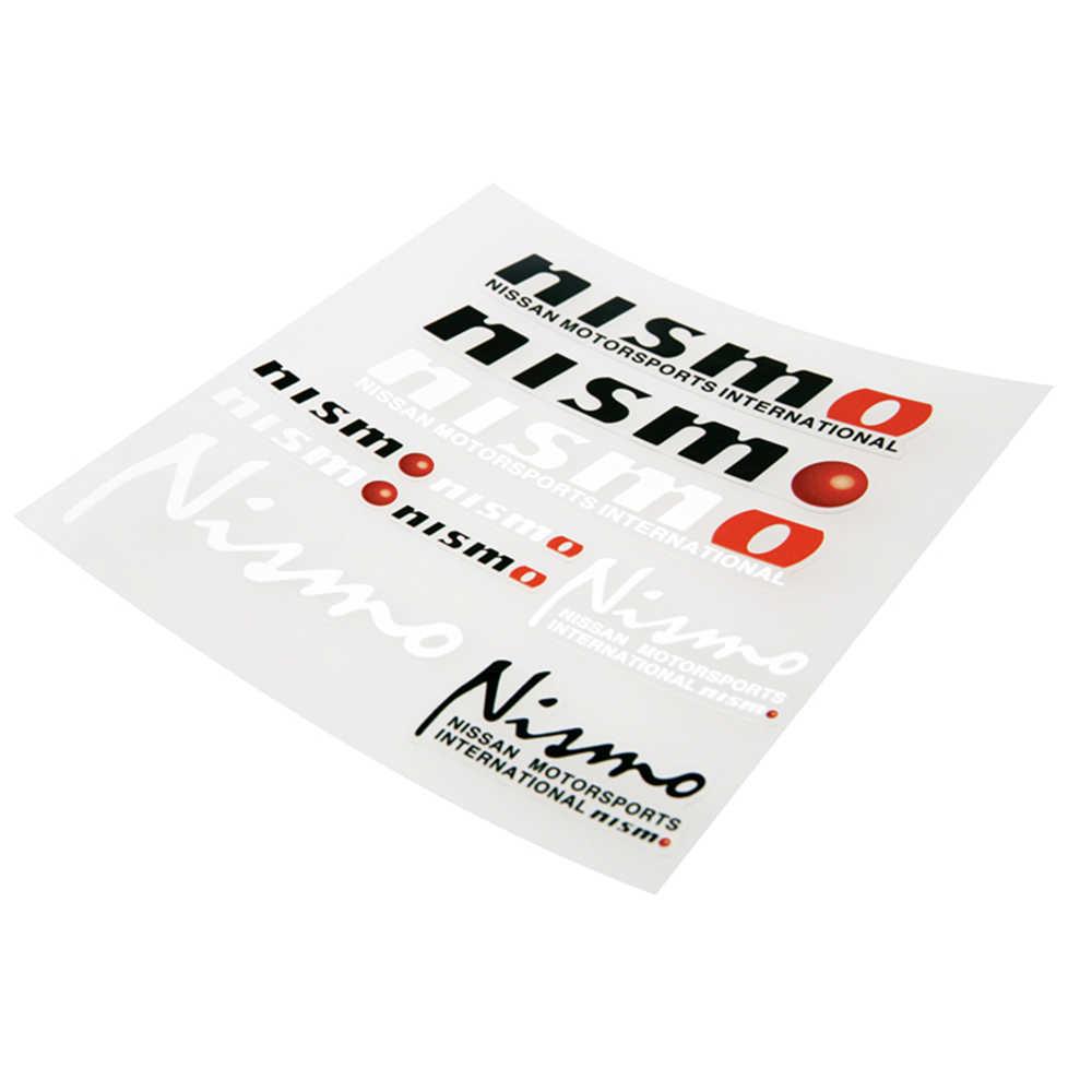 Aliauto samochód stylizacji samochodów naklejki i naklejka akcesoria dla Nismo Nissan Qashqai Juke X trail Tiida Teana