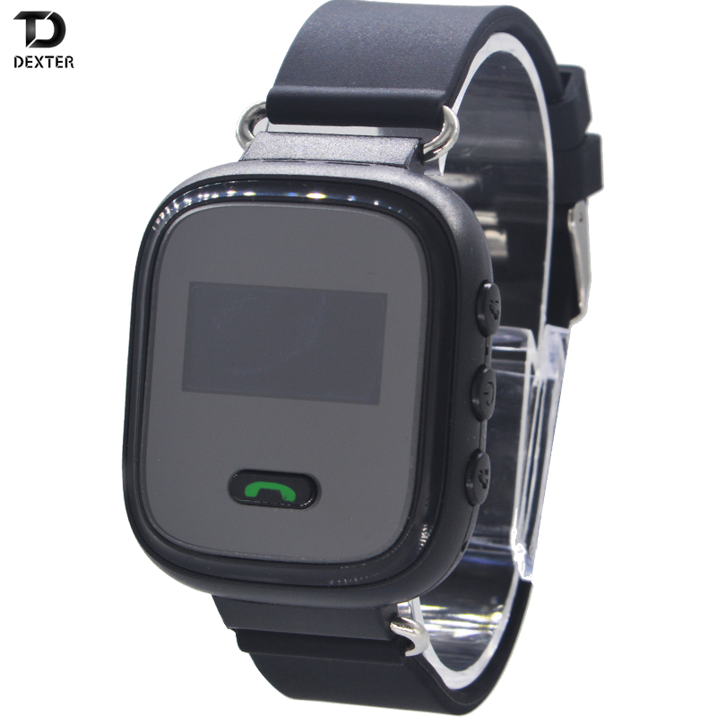 Newest waterproof gps Phone font b watch b font smart font b watch b font Q60