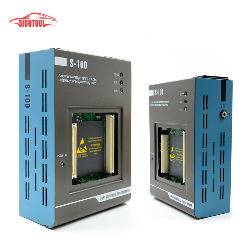 Latest S-100 S100 Ultra-High Speed Stand-Alone Universal Device S100 Programmer with Powerful Function and DHL free shiping