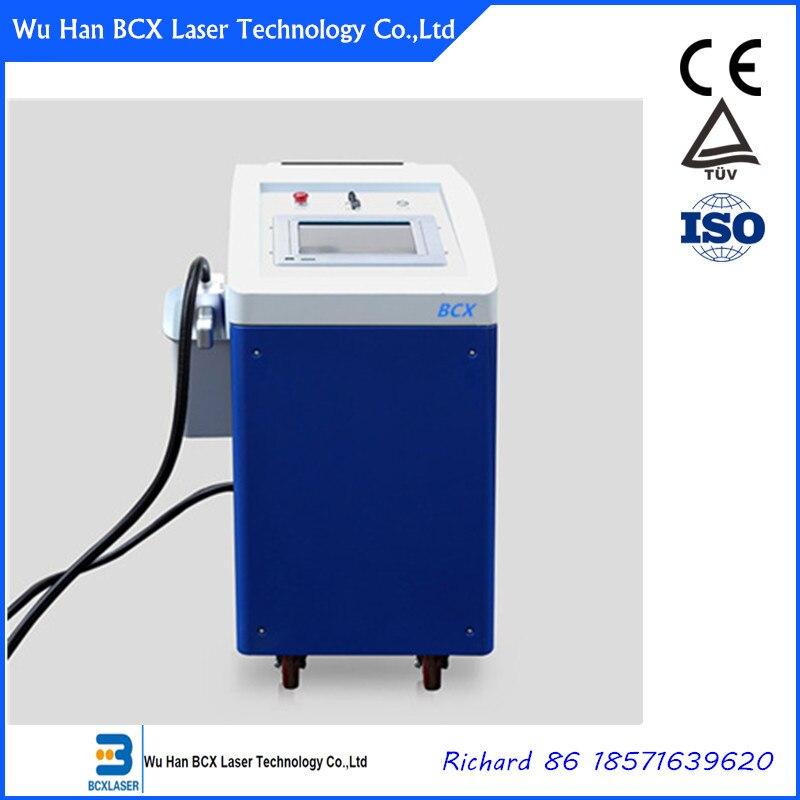 Лазерный Удаления Ржавчины Машина лазерной очистки металлической машиной 100 Вт/200 Вт/500 Вт