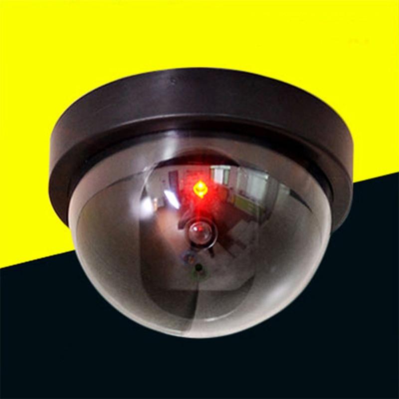 Hemispherical Simulation Cameras Monitoring Monitoring Fake Camera Security Camera