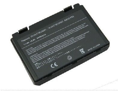 Laptop Battery For Asus X50 X5D X5E X5C X5J X8B X8D K40IJ K40IN K50AB-X2A K50ij K50IN K70IC K70IJ K70IO X5DIJ-SX039c