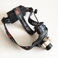Powerful Mini IR Sensor Headlight Induction LED 3 Mode Lantern Headlamp 600 Lumen Flashlight Head Torch