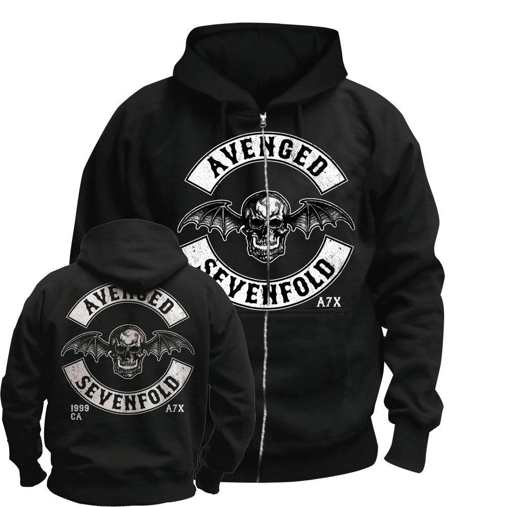 5 kinds Alestorm Pirate Rock Cotton hoodies Shell jacket brand Zipper Sweatshirt punk heavy death metal