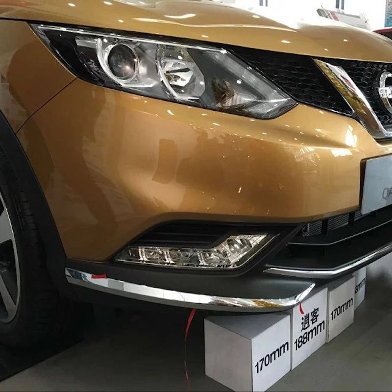 online kopen wholesale nissan qashqai chrome mistlamp uit china nissan qashqai chrome mistlamp. Black Bedroom Furniture Sets. Home Design Ideas
