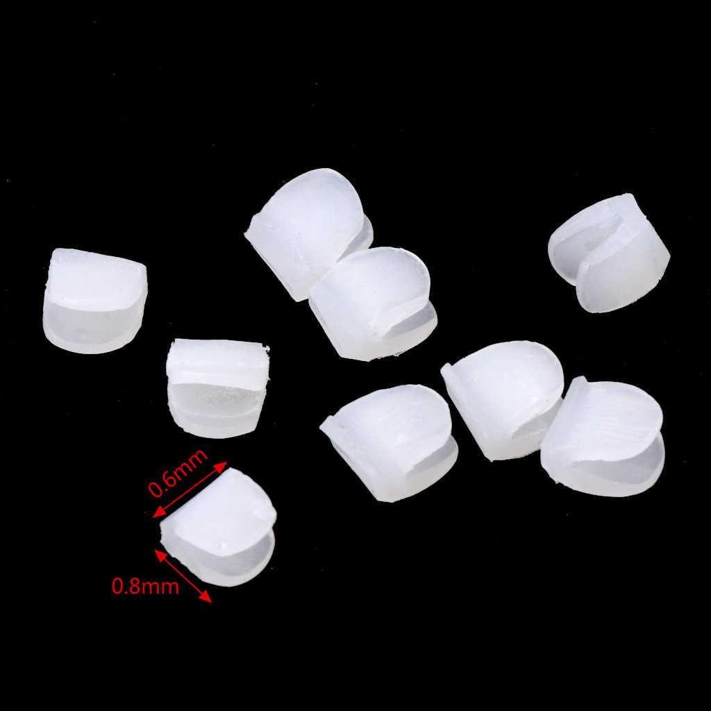 سيليكون Grillz قالب الحانات المناسب شواء غطاء الأسنان استبدال حجم واحد يناسب الجميع