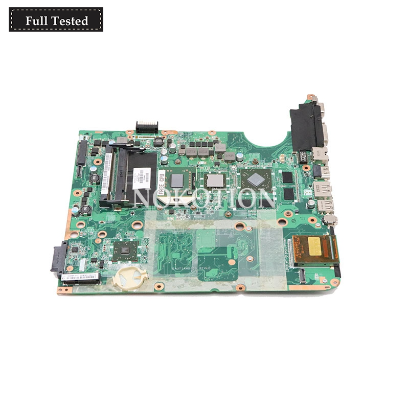 Nokotion 509403-001 DAUT1AMB6D0 For HP Pavilioin DV7 DV7-2000 Laptop motherboard DDR2 <font><b>HD</b></font> <font><b>4650</b></font> image