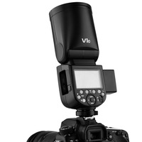 nikon sony Godox V1 פלאש V1C V1N V1S פנס TTL 1 / 8000s HSS סוללת ליתיום פלאש Speedlite עבור פלאש מצלמה Canon Nikon Sony (5)