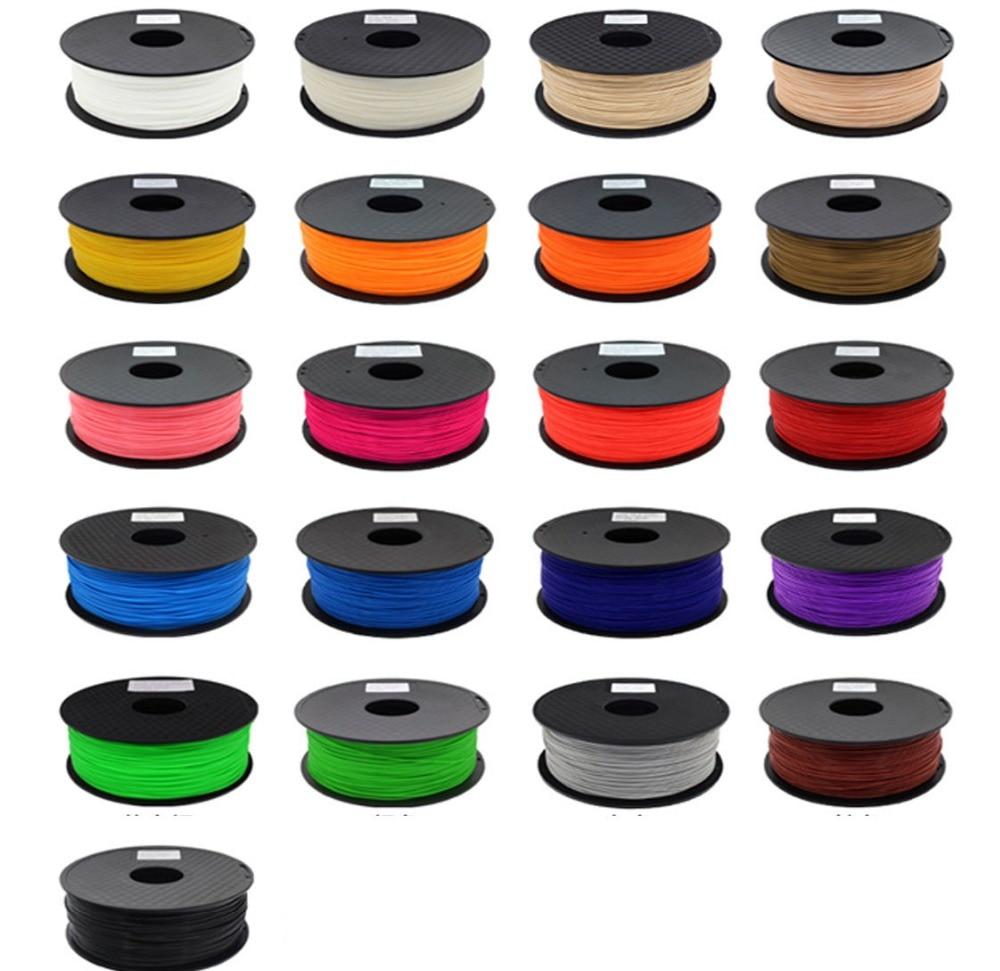 3D Printer Filament 1.75mm PLA 1kg//2.2lb For Drawing Printer Pen MakerBot Green.