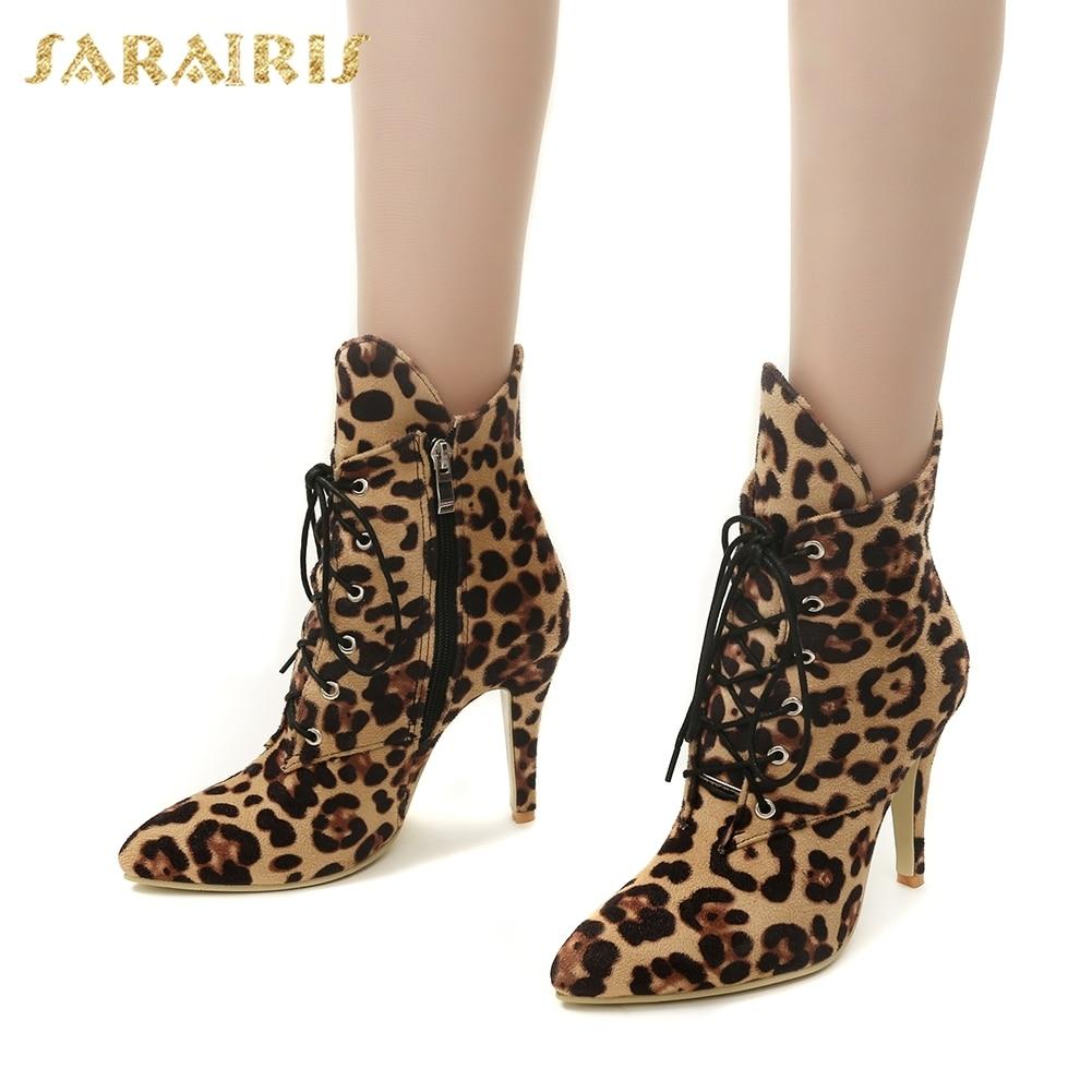 a8978475d03e2 Nouvelle La gris Noir Femme Taille Marque Plus Mince Cheville 32 Bottes  Chaussures Lacets Bout Pointu ...