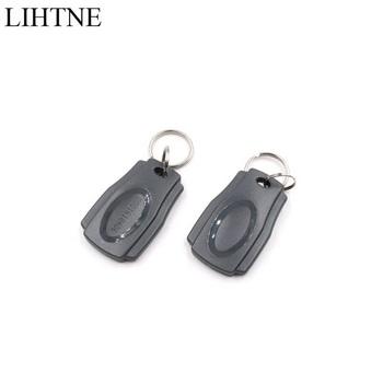 2 sztuk TK4100 125KHz RFID zbliżeniowy ID piloty ID Tag karty Token Tag dla kontrola dostępu do drzwi tanie i dobre opinie LIHTNE
