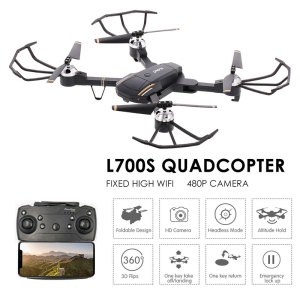 L700 Four-Axis RC Drone Aircra