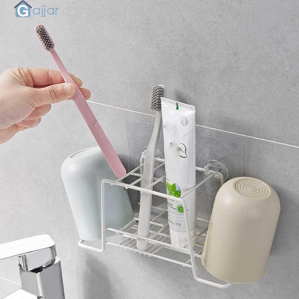 2019 domu nowy ściany pokoju gospodarstwa domowego uchwyt na szczoteczkę do zębów łazienka szczotkowanie zębów kubek kubek stojak na kubki pudełko 19JUN6