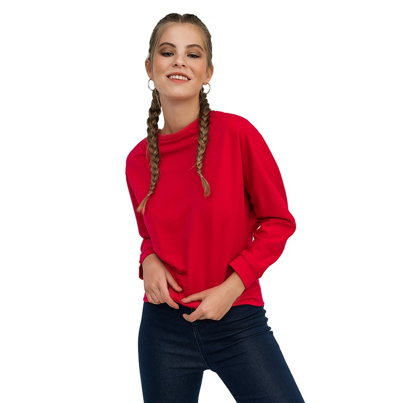 Sweaters befree 1831097417-91 jumper sweater pullover women clothes for female apparel TMallFS