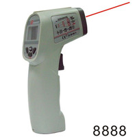AZ8888 Handheld Gun IR Infrared Thermometer Quick and Accurate Response 500ms Ergonomic Hand Grip Backlight Function