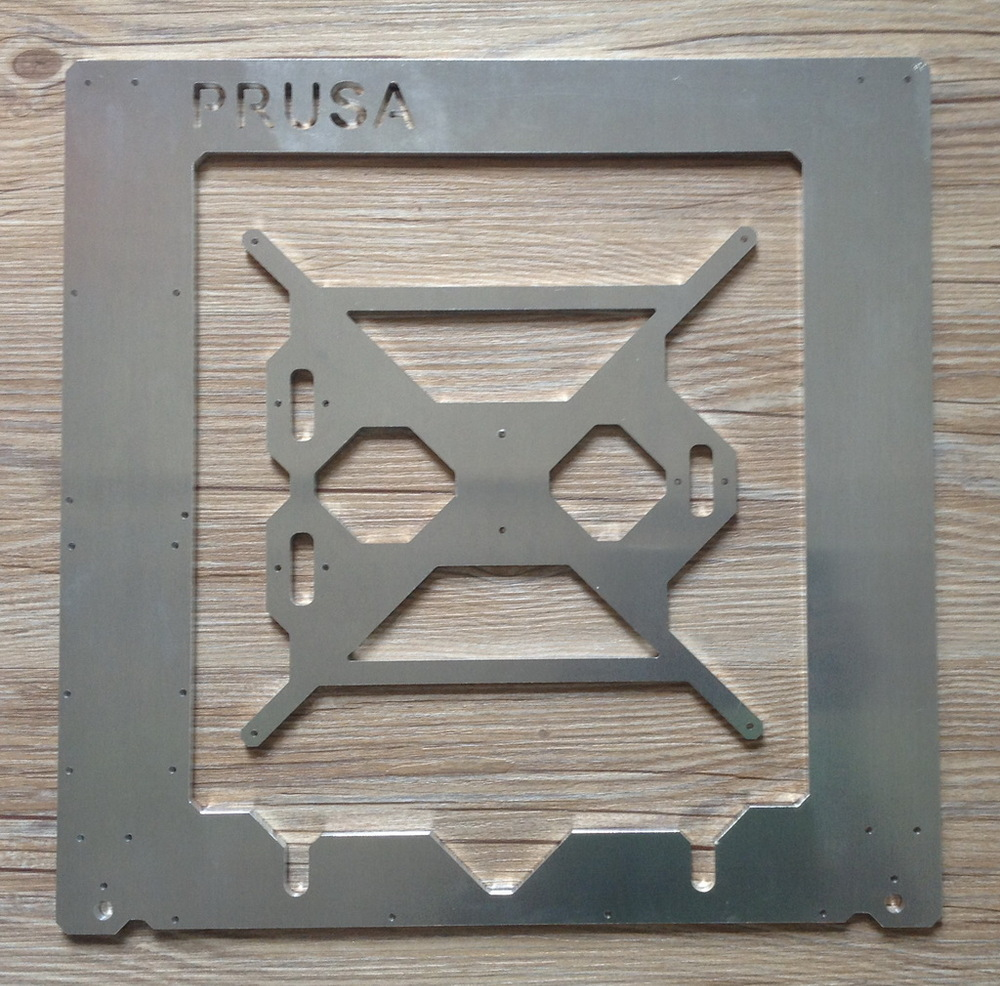 Prusa i3 Rework aluminum frame kit for DIY 3D printer RepRap Prusa i3 aluminum alloy frame