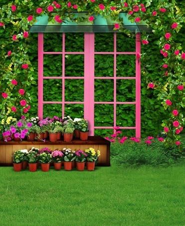 garden blossom pinky blanket for wedding photos digital