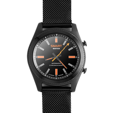 NEW No.1 S9 NFC MTK2502C Smartwatch, Heart Rate Monitor, Bluetooth 4.0 for iOS & Android