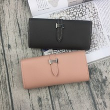 Women's wallet pu Shipping women wallets made fashion female long wallet for phone cards money bags lady wallets purse 358 3157 fashion women wallet leather small crossbody bags girls purse multiple cards holder phone pocket female standard wallets