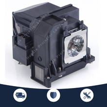 цена на V13H010L90 Projector Lamp for EPSON EB-670/EB-675W/EB-675WI/EB-680WI/PowerLite 675W Replacement Bulb ELPL90