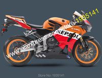Hot Sales,For Honda CBR 600RR 2013 2016 CBR600RR 13 14 15 16 CBR 600 RR Repsol Bodyworks Motorcycle Fairing (Injection molding)
