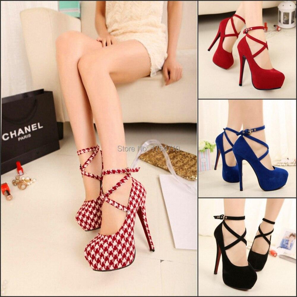 High Heel Shoe Styles