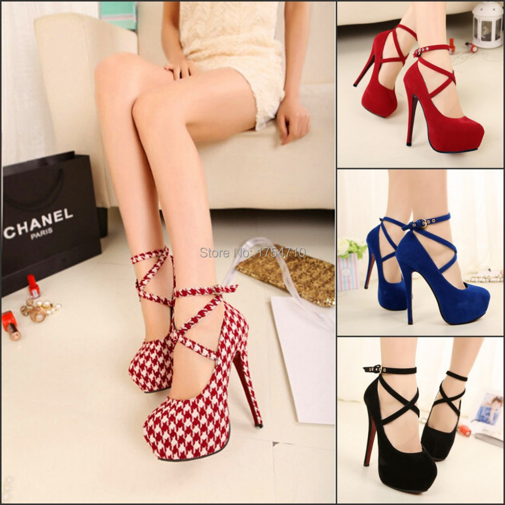 fd8bd79c6b9f57 Haiyueli Hot New style womens sexy high heels shoe alternate strappy  stiletto high heeled sandals popular ladies celebrity shoes