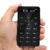 Original GTStar JANUS UNO S5 Teléfono Bluetooth Tarjeta Mini GSM Móvil 1500 mAh Botón Tocar mp3 FM Reproductor de Actualización de La Versión 24 + 32 M