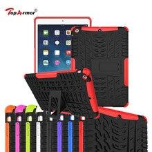Heavy Duty PC+TPU Shock Proof Armor Hard Case For Apple iPad Air iPad 5 9.7 Sten