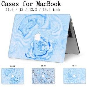 Image 1 - Mode pour ordinateur portable MacBook ordinateur portable étui à la mode housse pour MacBook Air Pro Retina 11 12 13 15 13.3 15.4 pouces tablette sacs Torba