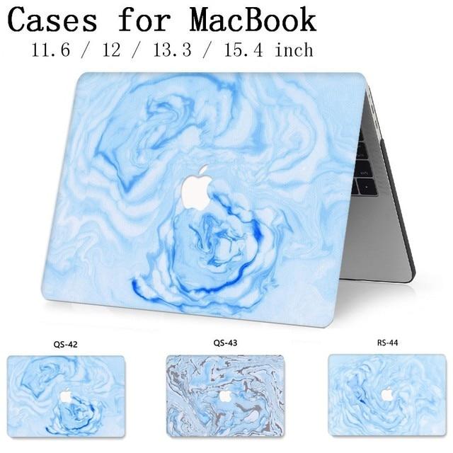 Mode pour ordinateur portable MacBook ordinateur portable étui à la mode housse pour MacBook Air Pro Retina 11 12 13 15 13.3 15.4 pouces tablette sacs Torba