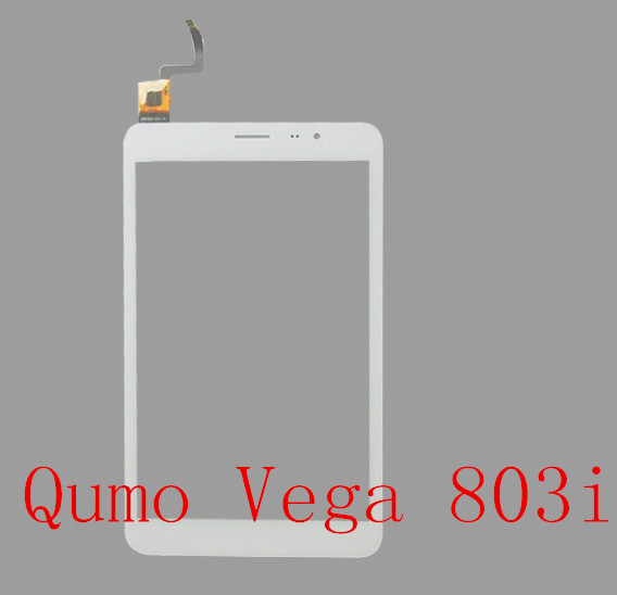 8inch for Qumo Vega 803i tablet pc capacitive touch screen glass digitizer panel P/N 080302-01A-V1 new touch screen digitizer for 8 inch qumo vega 8008w keyboard tablet glass touch panel sensor replacement free shipping