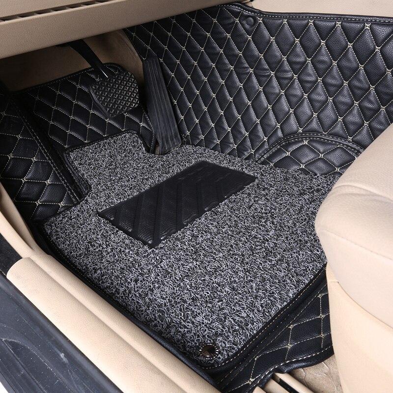 car rear trunk mat car boot mat cargo liner for toyota land cruiser lc 200 150 prado verso ez yaris l