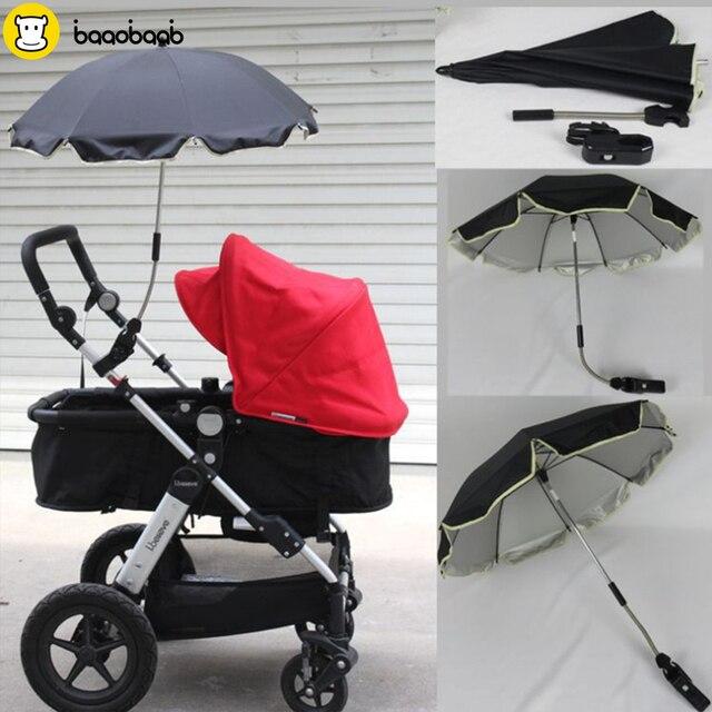 Baaobaab TCYS bebé cochecito paraguas también visera de sol sombra de Sol para accesorios para cochecito asiento de coche multifunción de Sun Hood