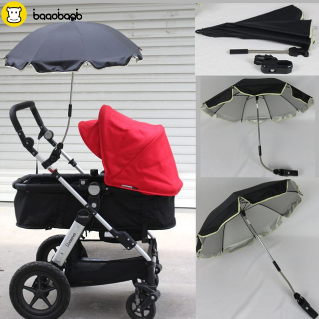 Baaobaab TCYS cochecito de bebé paraguas también parasol cubierta para accesorios para cochecito asiento de coche tapa multifunción parasol