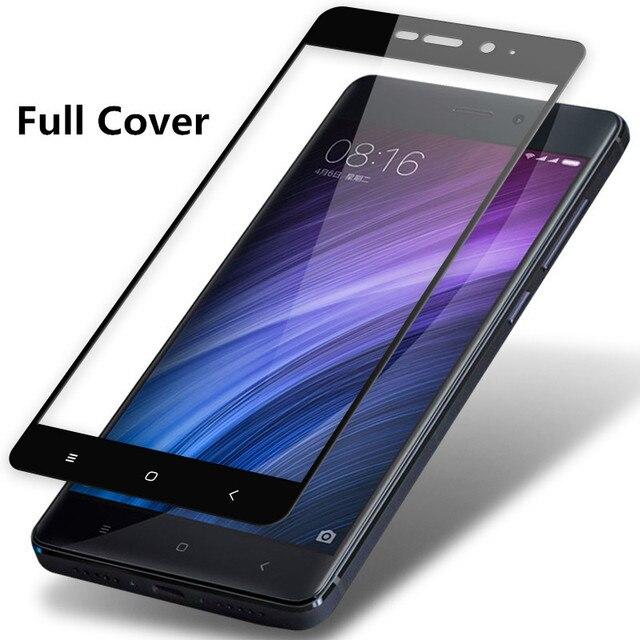 9 H Tempered Glass untuk Xiaomi Mi5 5 S 5C 6 Redmi 4 4A 4X 4Pro Redmi Note 4X64 GB Note5A Redmi Note 4X Pro 4 Global