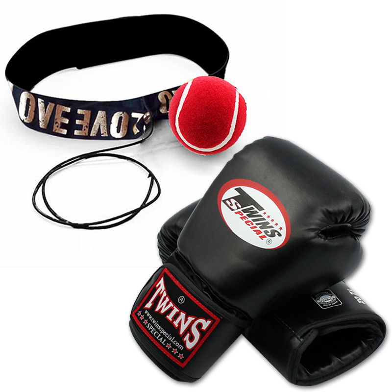 Aliexpress.com : Buy 8 14 OZ Boxing Gloves With A Free