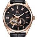 BENYAR Marca Mecânico Automático Relógios Mens Relógios Top Marca de Luxo de Ouro Relógios de Pulso Montre Homme 2016 Relogio masculino