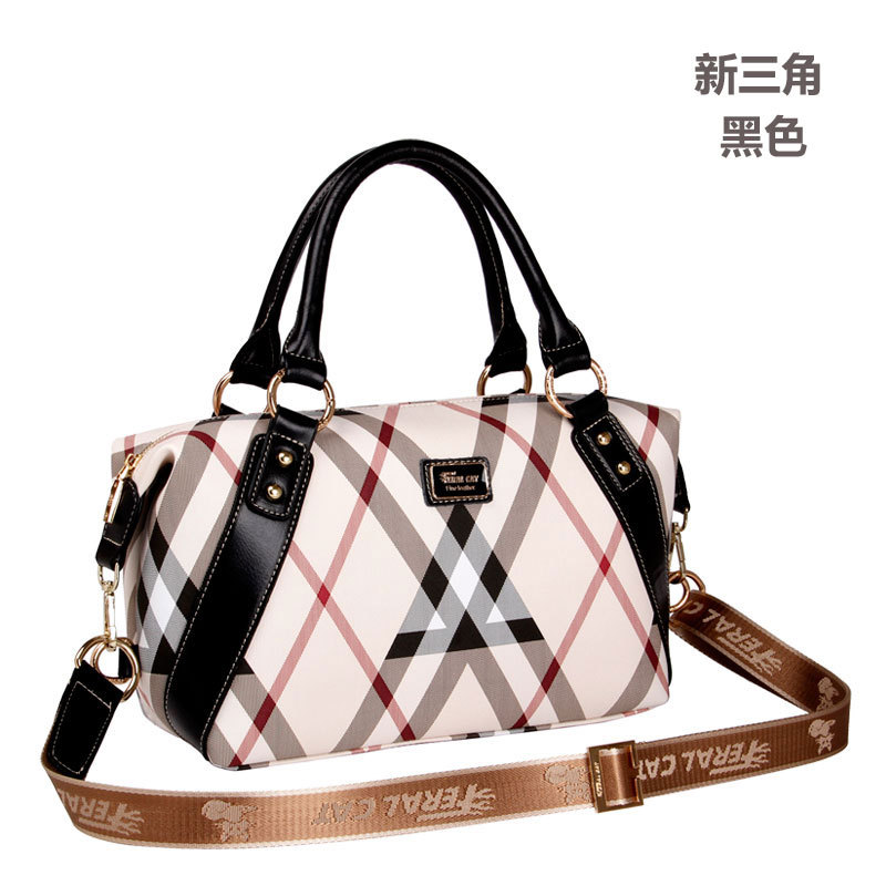 FERAL CAT Boston Women Bag Ladies PVC Crossbody Bags 2017 New Vintage Designer Handbags High Quality Famous Brands Tote Hobo Bag feral cat women shoulder messenger bags 2017 pvc plaid ladies plaid clutch handbags vintage crossbody envelope bag female bolso