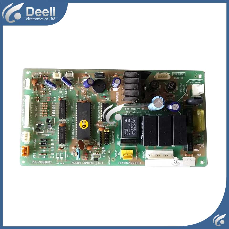 good working for air conditioning computer board BB98N266RG01 BB00N243B control used board air conditioning board computer board a741535 used disassemble