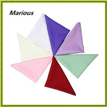 Marious Brand  wedding table napkin polyester napkins cheap table napkins 100pcs decor. free shipping