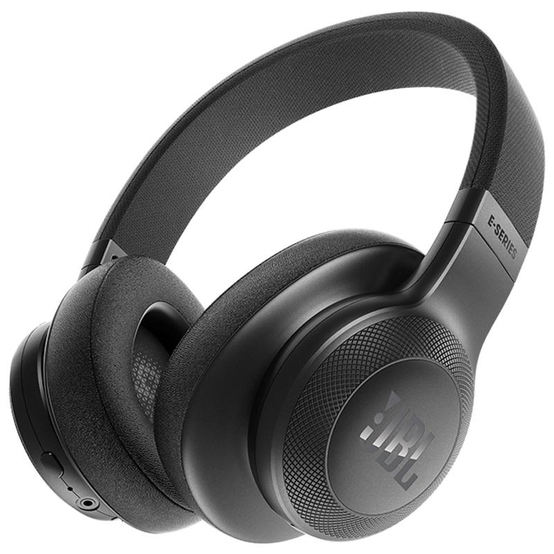 JBL E55BT casque Bluetooth sans fil casque fil écouteur Portable musique HIFI basse casque avec micro