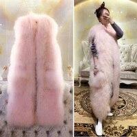 high quality women's vest amazing fur veste femme,elegant wool jacket women's winter colete,winter chalecos mujer sleeveless