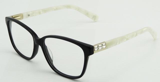 Новый стиль 2017 оправы для очков, очки женщин оптически рамки рецепт прозрачные линзы очки армакао óculos де грау 4859 OEM