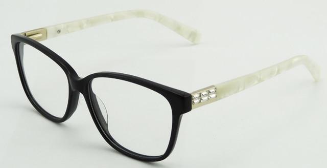 2f11cf7f0 New style 2015 spectacle frames eyeglasses women optical frame prescription  clear lens eyewear armacao oculos de