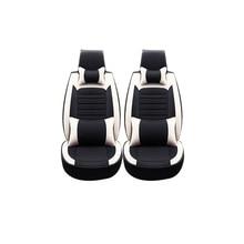 Özel Nefes Araba Koltuğu Kapağı Ford mondeo Odak Fiesta Kenar Explorer Toros S-MAX Için oto aksesuarları şekillendirme 3 28